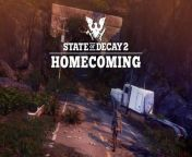 The original Trumbull Valley map is coming to State of Decay 2: Juggernaut Edition. Available September 1st, 2021 in the Homecoming update.<br/><br/>FOLLOW US ELSEWH3R3<br/>---------------------------------------------------<br/> Website: https://xboxviewtv.com<br/> Subscribe: https://cutt.ly/osXUR1y<br/>Twitter: https://twitter.com/xboxviewtv<br/> Facebook: https://facebook.com/xboxviewtv<br/> Join XboxViewTV: https://www.youtube.com/channel/UCmrsjRoN3g5TtOGIlq-sQSg/join<br/> Dailymotion: https://Dailymotion.com/xboxviewtv<br/> YouTube: http://www.youtube.com/xboxviewtv<br/> Twitch: https://twitch.tv/xboxviewtv