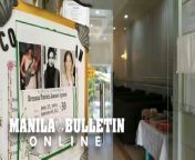 Family members and relatives of artist Bree Jonson gather at her wake in Davao City on Monday. <br/><br/>Jonson's body was flown here on Sunday, nine days after she was found dead inside a hostel in La Union. (MB Video by Keith Bacongco)<br/>